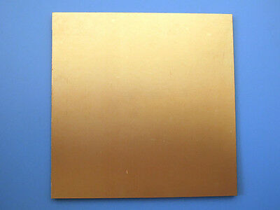 10pcs One-side Copper Clad 100x100x1mm Single Pcb Board Glass Fiber M1136 Ql