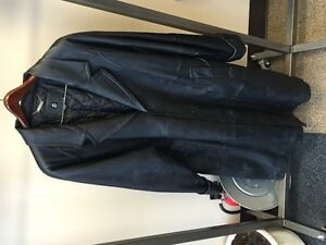 100% genuine leather coat brand new West Island Greater Montréal image 4