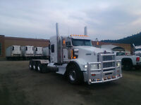 2013 KENWORTH T800 TRIDRIVE HEAVY SPEC 304K FULLY DELETED