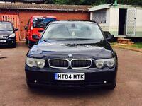 BMW 730 D FULL HISTORY FULL MOT MINT RUNNER FREE DELIVERY 3195