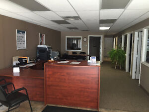 Professional Office Space for Rent in Spirit River