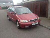 Honda shuttle 6 SEATER. SWAP/SELL