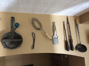 Antique Knick Knacks and Accessories