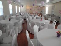 PARTY HALL RENTAL $45.00 an hour