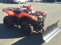 2016 HONDA ATV'S ON SALE!! SAVE UP TO $1200 GREAT FINANCE RATES!