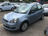 07 Ford Fiesta 1.2 climate 5 door 43,000 miles!!!!