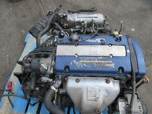 Moteur JDM Prelude Accord CL1 F20B avec Transmission Automatic