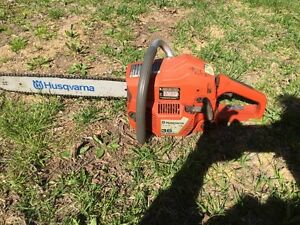 Husqvarna 35 Chainsaw