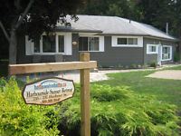 Port Elgin Harbourside cottage rental