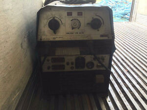 WolfPac  270 AC/DC Gas Welder, Low Hours Cambridge Kitchener Area image 2