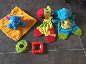 Misc baby toys/teething