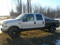 Ford F-250 XLT 2003 Camionnette