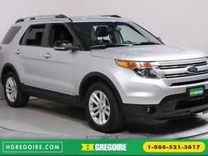2015 Ford Explorer XLT 7PLACE MAGS BLUETOOTH CUIR CAMERA RECUL H