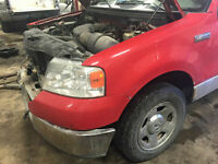 PARTING OUT 2005 FORD F150 2WD
