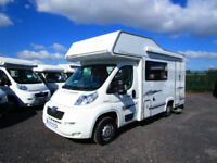 Elddis Suntor 130 motorhome with over cab bed and end kitchen for sale