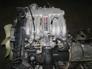 1989-1995 Toyota 3VZ Engine T100 4Runner 4X4 JDM