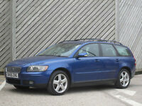 2005/55 VOLVO V50 1.8 SE ESTATE - EXCELLENT VALUE !!