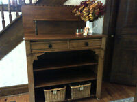 NEW PRICE - French style antique sideboard