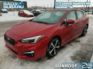2018 Subaru Impreza 5-dr Sport-Tech AT