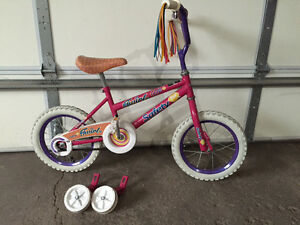 Safety 1st Girls Bicycle 14""