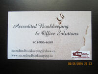Accredited Bookkeeping & Office Solutions