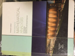 Introductory Mathematical Analysis for Business 13th Edition
