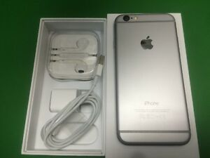 [SpeedJOBS] iPhone 6, 128G, Unlocked, All accessories with Box!