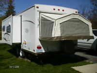23 foot Roo in excellent condition senior owned