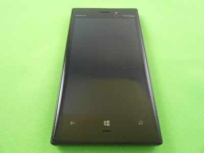 NOKIA 928 LUMIA FOR VERIZON & FACTORY UNLOCKED FOR GSM PHONE 4G LTE 32GB