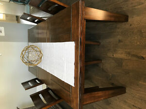 Ashley Furniture - table and 4 chairs