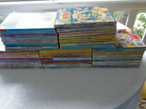 50 COMICS,  ARCHIE,  JUGHEAD'S  BETTY & VERONICA