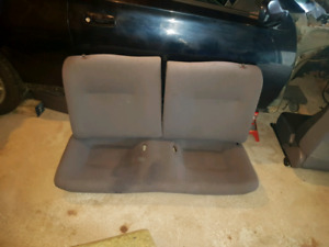 2000-2005 Toyota celica rear seats