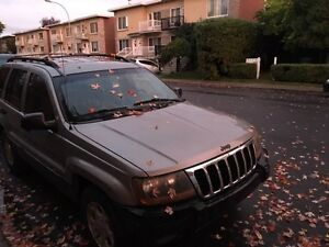 2001 Jeep Grand Cherokee for sale and trade