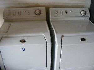 REDUCED - Maytag Neptune Washer & Dryer - Front Loading