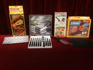 Kitchen Items with their Original Boxes  ALL FOR $40 Windsor Region Ontario image 1