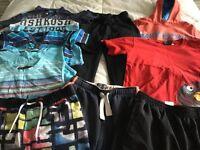 Bundle boys clothes age 9-10