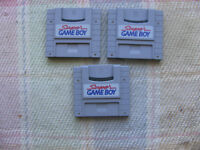 Super Game Boy Adapter Cartridge Super Nintendo