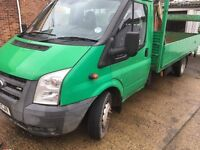 Relisted due time waster Mk7 2.4 115/6 speed hiab truck Px poss