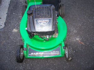John Deere 14PS Sabre Push Mower