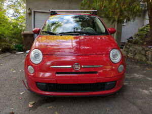 Fiat 500 Pop 2012 Manuelle 2 portes