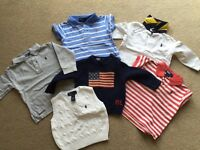 Ralph Lauren Baby Boy clothes 12 months