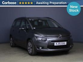 2015 CITROEN GRAND C4 PICASSO 1.6 e HDi 115 Airdream Exclusive 5dr MPV 7 Seats