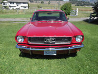 1966 Ford Mustang Coupe asking 14,500