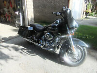 Harley-Davidson FLHX Streetglide - Excellent condition