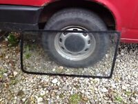 VW T4 Transporter Caravelle rear offside window