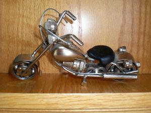 MOTORCYCLE SCULPTURE VERY COOL!!! Kitchener / Waterloo Kitchener Area image 2