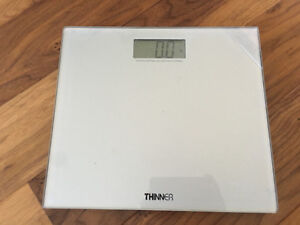 Stylish Glass Bathroom Weight Scale