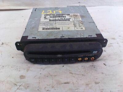 Audio Equipment Radio Amplifier Fits 05-07 CARAVAN 358628