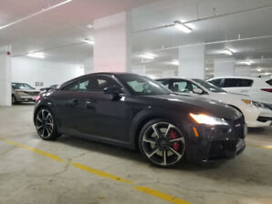 2018 Audi TTRS Lease Take Over