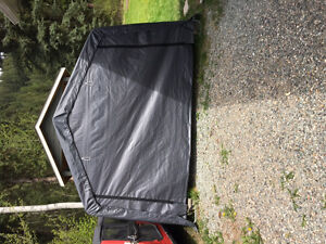Portable car garage/shelter